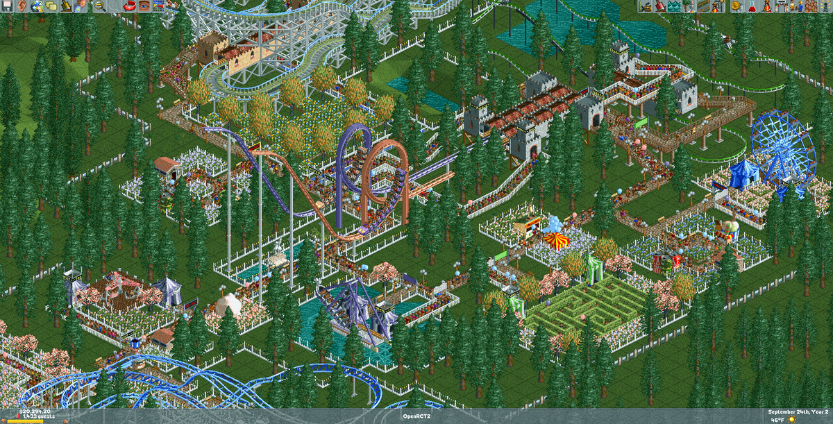 openrct2 hashtag on Twitter
