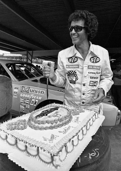 Richard Petty turns 82 today. Happy birthday, King!