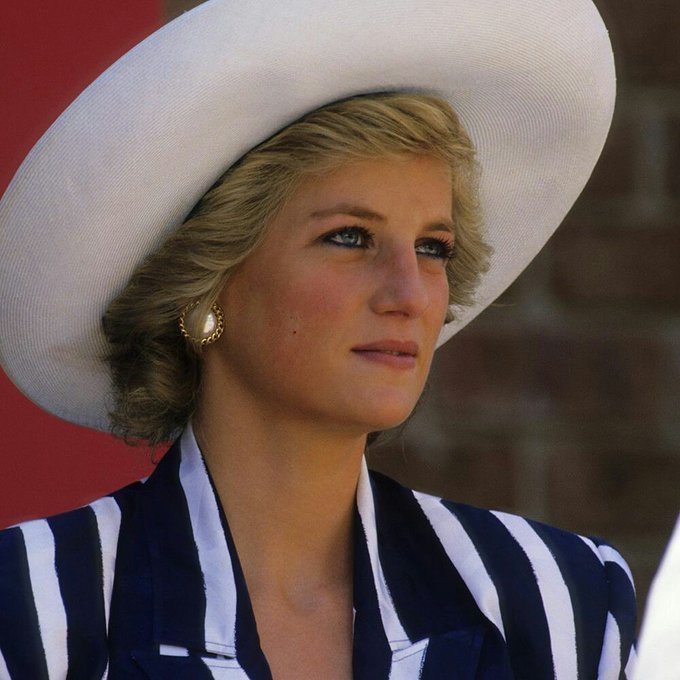 Happy birthday Princess Diana...Rest On... You can never be forgotten