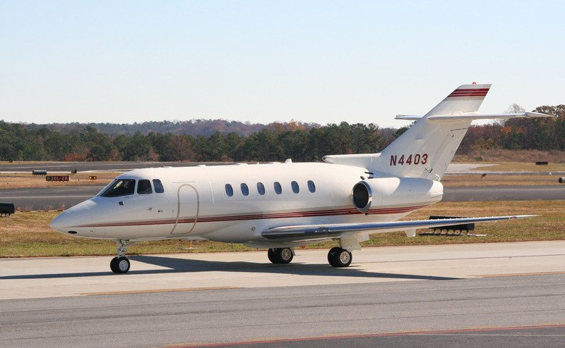 Sold! Hawker 800XP SN: 258480 For Details, Contact: Bob Butcher bbutcher@avprojets.com