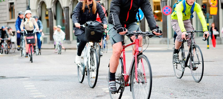 """Cykeltrafiken har även en positiv effekt på de flesta av de globala målen för Agenda-2030. Ändå får denna """"trafikens hjälte"""" bara runt 1 % av de statliga investeringsmedlen. Varför har det blivit så? #trivector i #almedalen 3/7. Varmt välkommen! #cykel  http://program.almedalsveckan.info/event/user-view/58993…"""
