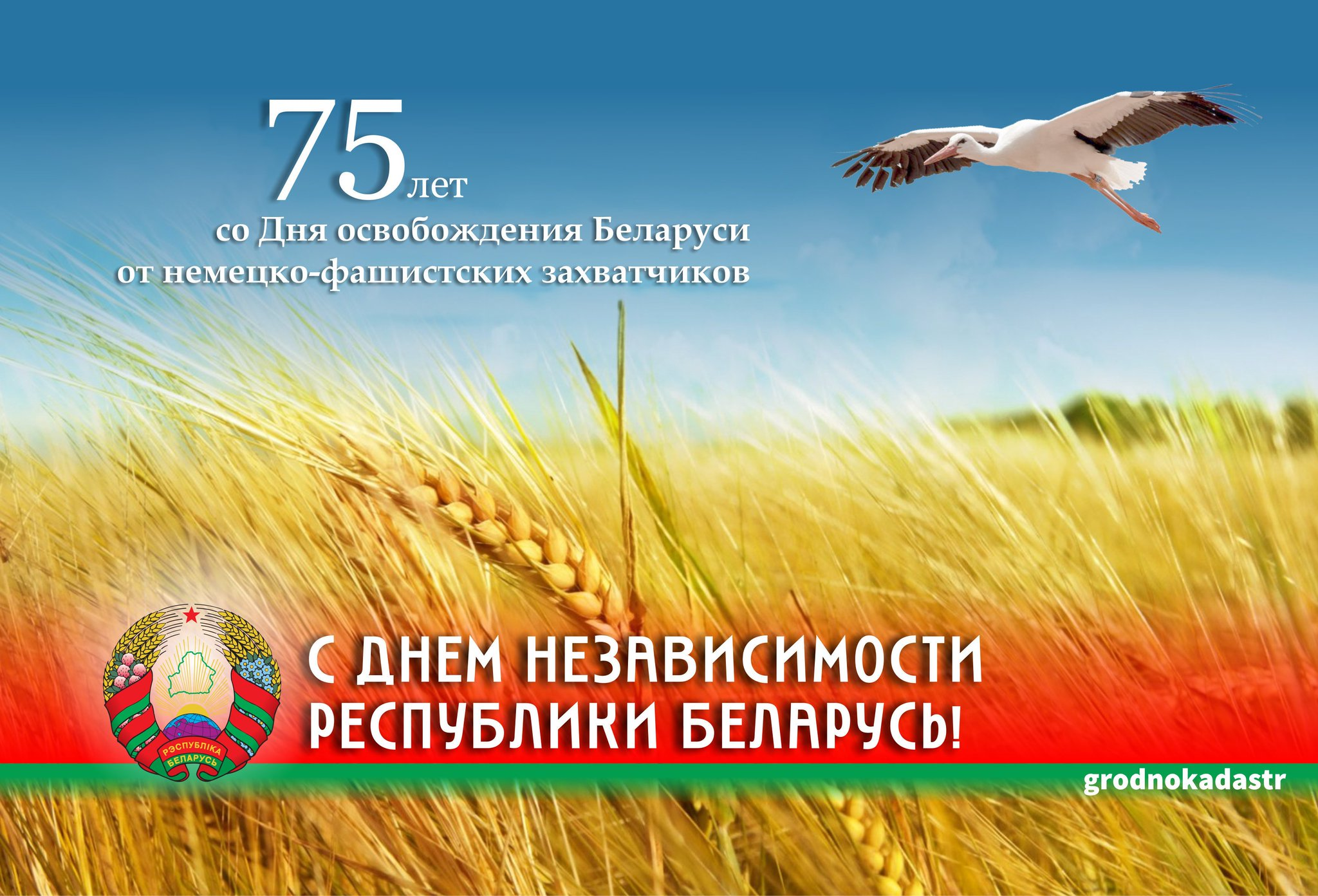 день независимости белоруссии поздравление упражнения