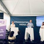 Image for the Tweet beginning: Entreprenörskapet på Gotland är högst