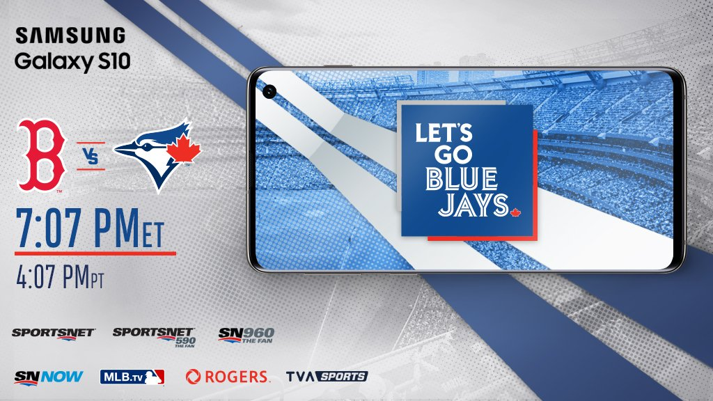 Toronto Blue Jays On Twitter 3 Out Of 4 Is Nice How About We Make It 4 Out Of 5 Tunein As We Open A New Series With The Red Sox