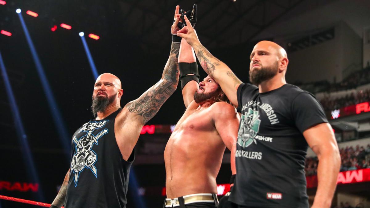 Resultado de imagen para AJ Heel 2019