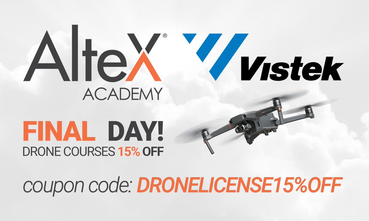 AlteX Academy- Drone Training in Canada