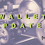 Image for the Tweet beginning: Today's Wallet updates:  $AXEL 1.1.1 various