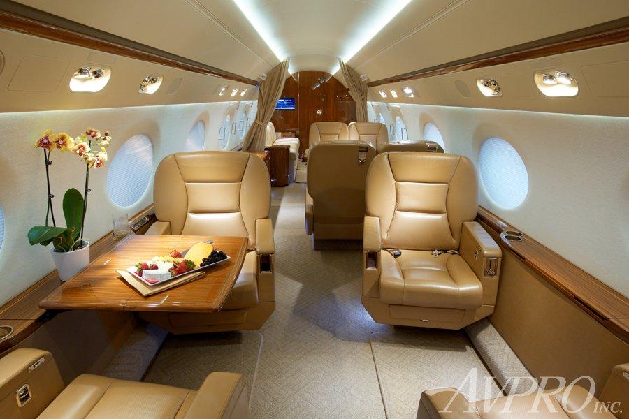 New To Market!  Gulfstream G550 SN: 5371 For Details, Contact: Eddie Kilkeary III ekilkeary@avprojets.com