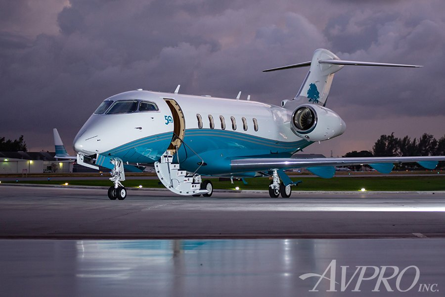 Sold! Challenger 350 Serial Number: 20518 For Details, Contact: Don Bass, dbass@avprojets.com