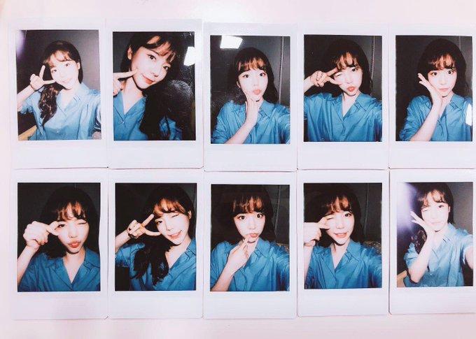 Sunny & Taeyeon Polaroids from SM Super Idol League Weibo D-erJCJUwAAjAtl?format=jpg&name=small