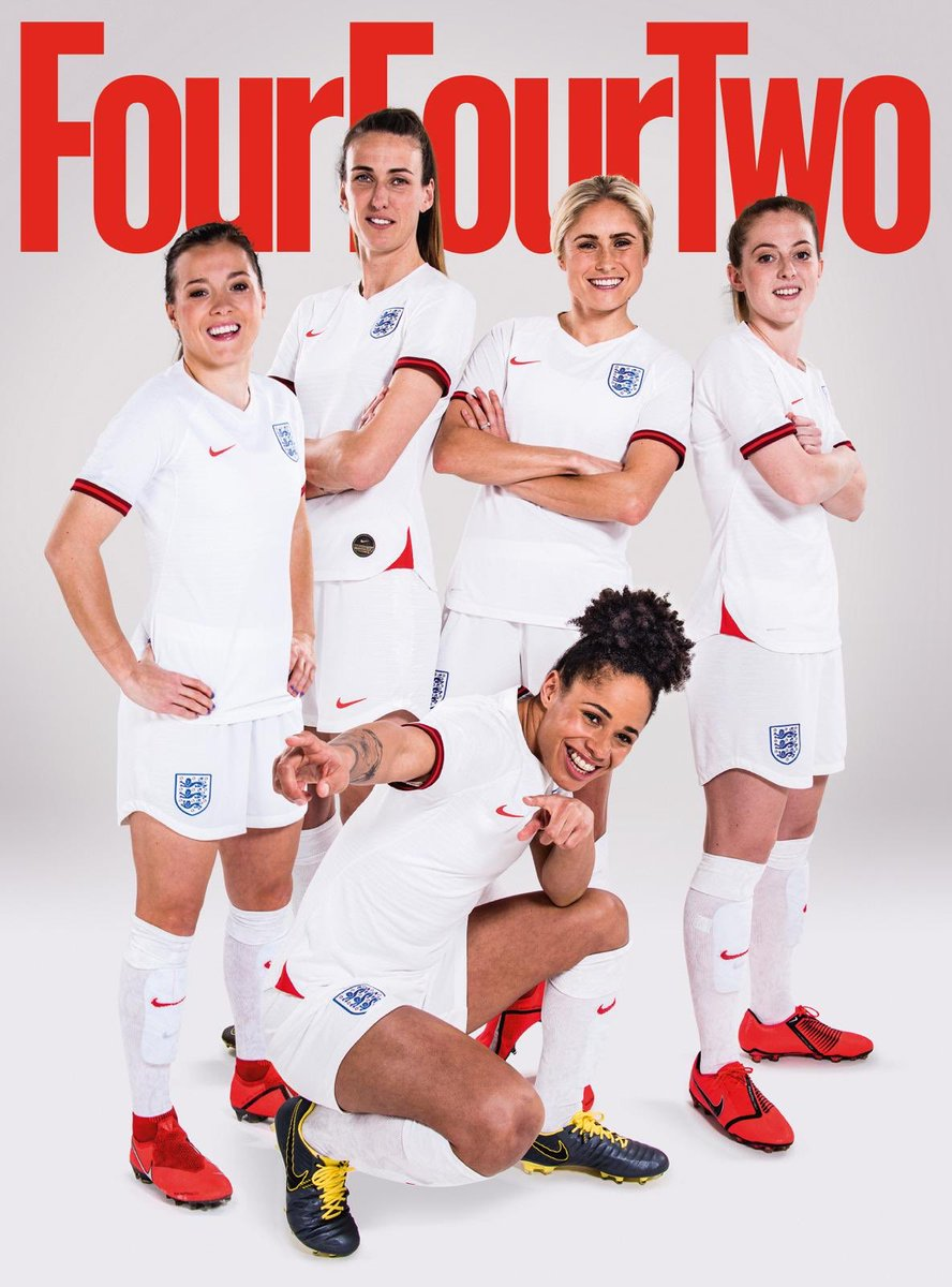 🏴 We're already nervous, we're excited and we're extremely proud. Now it's time to do the business.   You've got this, @Lionesses 🔥  #WWC19 #WWC2019 #ENGUSA https://t.co/Cf1GAkKwCb