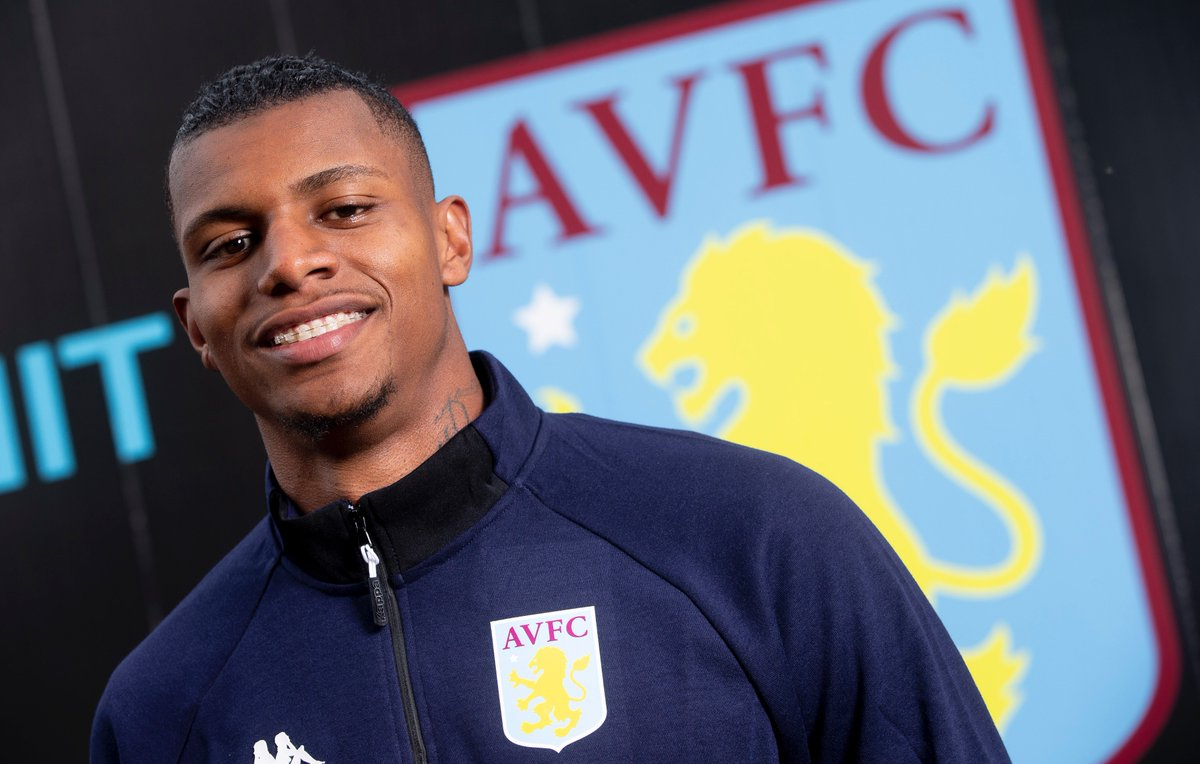 Claret And Banter >> Aston Villa On Twitter Did You Know Wesley Is The First Ever