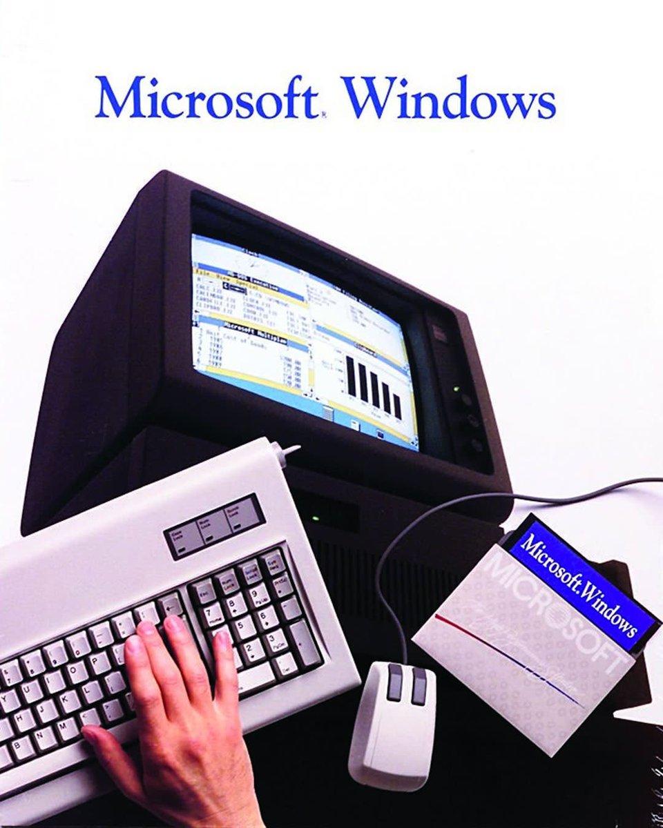 Windows on Twitter: