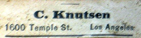 knutsen logo