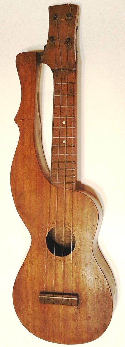 knutsen 42 harp Ukulele