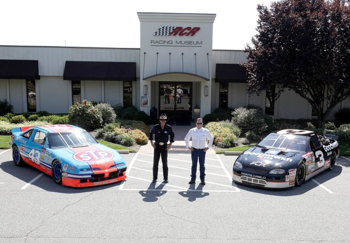 Happy birthday to our friendly neighbor up the hill, Richard Petty!
