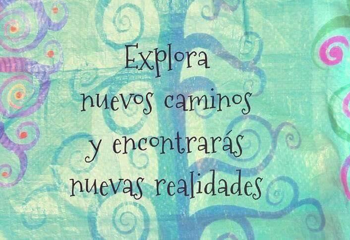 Siente Tu Alma On Twitter Explora Nuevos Caminos Y