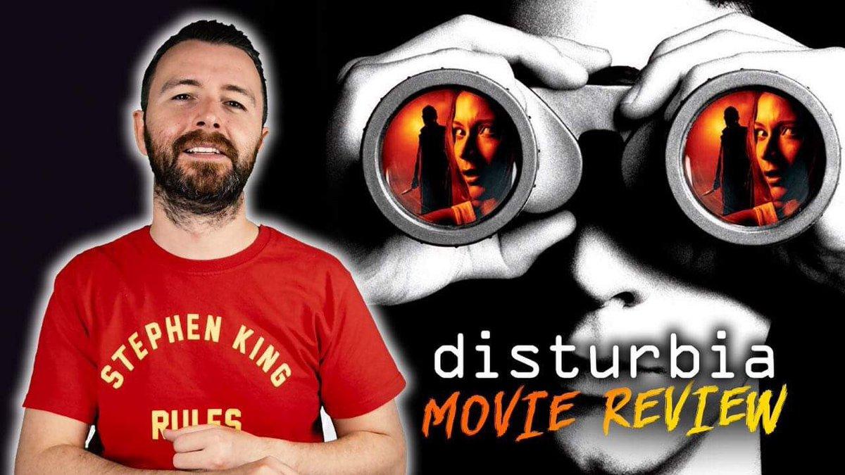 Disturbia (2007) - Movie Review     #disturbia #shialabeouf #disturbia2007 #djcaruso #davidmorse #horror #horrormovies #rearwindow