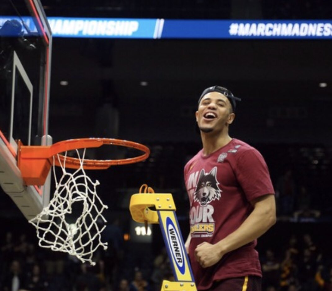 Former Loyola star Marques Townes to play on the Bulls' summer league team