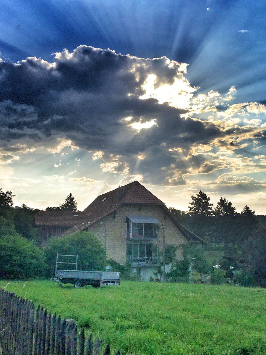 Home! #home #bestview #sun #morningview #bern #ilovebern #cityofbern #switzerland #godiswatching