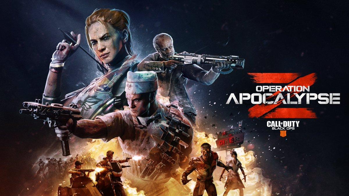 Operation Apocalypse Z Black Ops 4