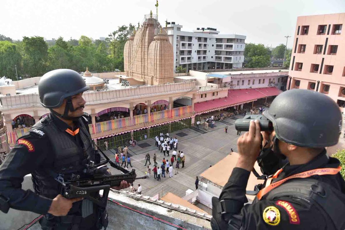 94 high resolution CCTV cameras fitted at 45 places to keep eye on Rath Yatra route