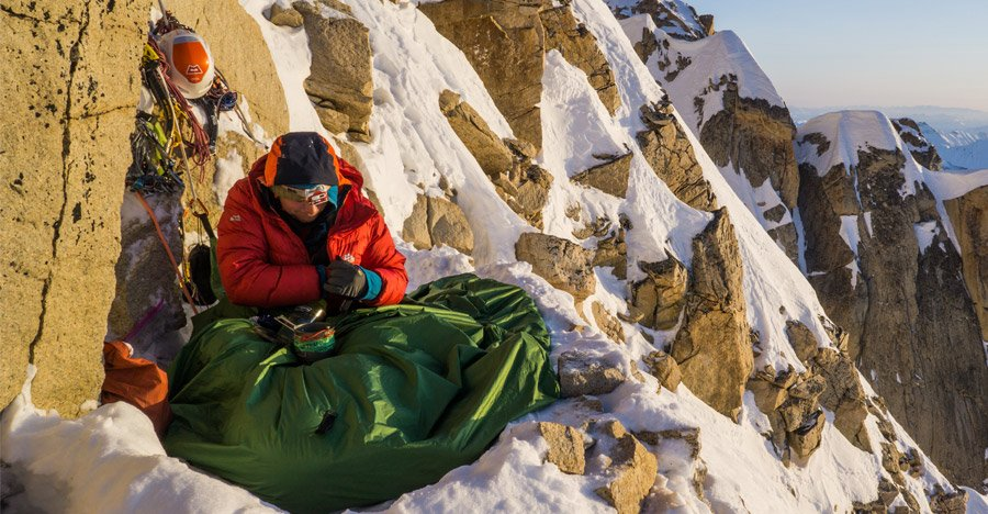 Bivvying in the mountains is a tale of two... If you're heading out on an alpine trip this summer, don't get caught out.  Here's some top bivvy tips : http://bit.ly/2RzRWGF