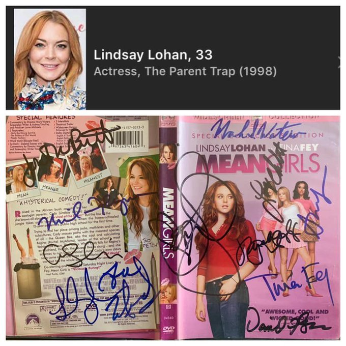 Happy 33rd birthday to Lindsay Lohan. 33?!?  She looks like she s in her forties!