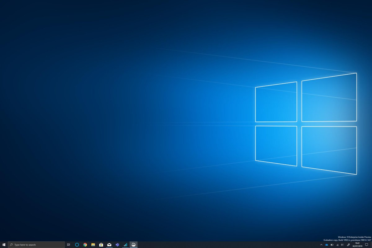 Craig Whitlock On Twitter Windows10 Clean Desktop Insider
