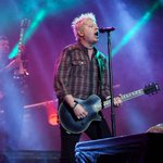 Image for the Tweet beginning: Pretty fly! Offspring's Dexter Holland