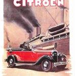 """Je retrouve ce document envoyé par un correspondant il y a quelques années: un article paru en 1930 dans le 'Journal Citroën' sur la #Citroën pontificale. """"Entièrement tapissé de brocart amarante et or, l'intérieur répond à toutes lex exigences du cérémonial pontifical."""" #Pape"""