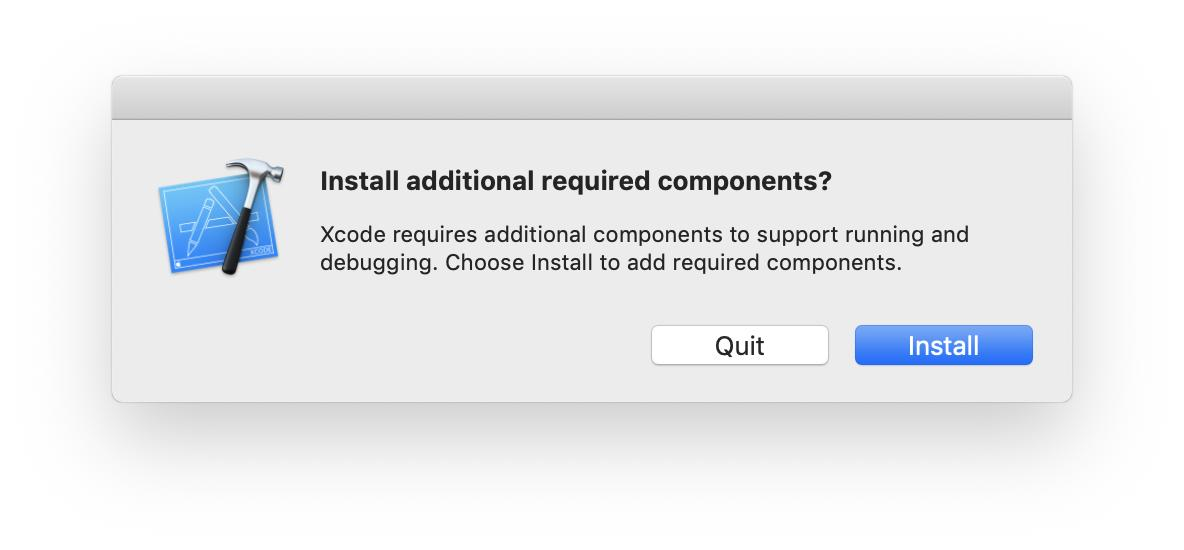 Xcode beta 11 download