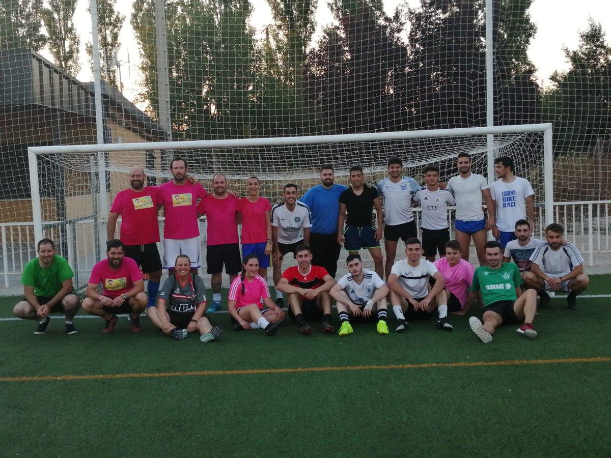 Primer torneo de fútbol NO OFICIAL de Peñas de Renedo de Esgueva