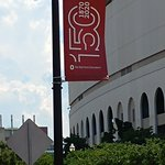 Image for the Tweet beginning: 150 banners are up! #osu150