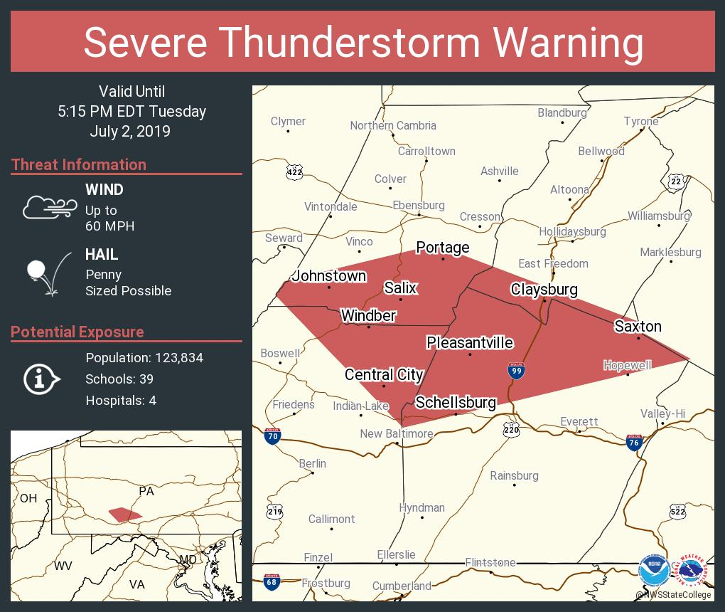 NWS State College on Twitter: