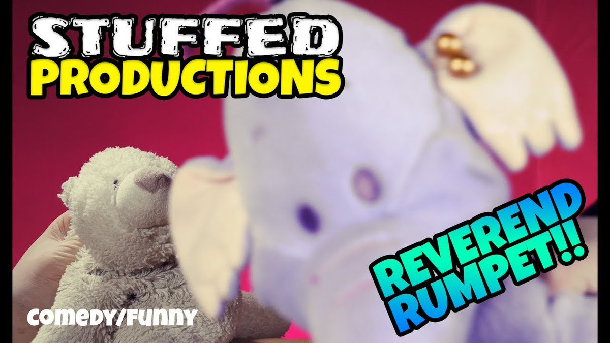 Youtube Stuffed Animals, Youtube Com C Stuffedproductions On Twitter 07 The Heffalump Plush Plush Videos Youtube Channel Https T Co Ymkxqrykdt Animals Comedy Elephant Fun Funny Homemade Interview Laugh Lol Polarbear Stuffedanimals Toys Https T Co