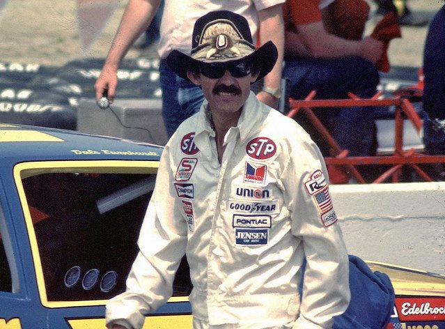 """JGriffinNC \""""Today is Richard Petty\s 82nd birthday. Happy birthday to one of our NASCAR greats!"""