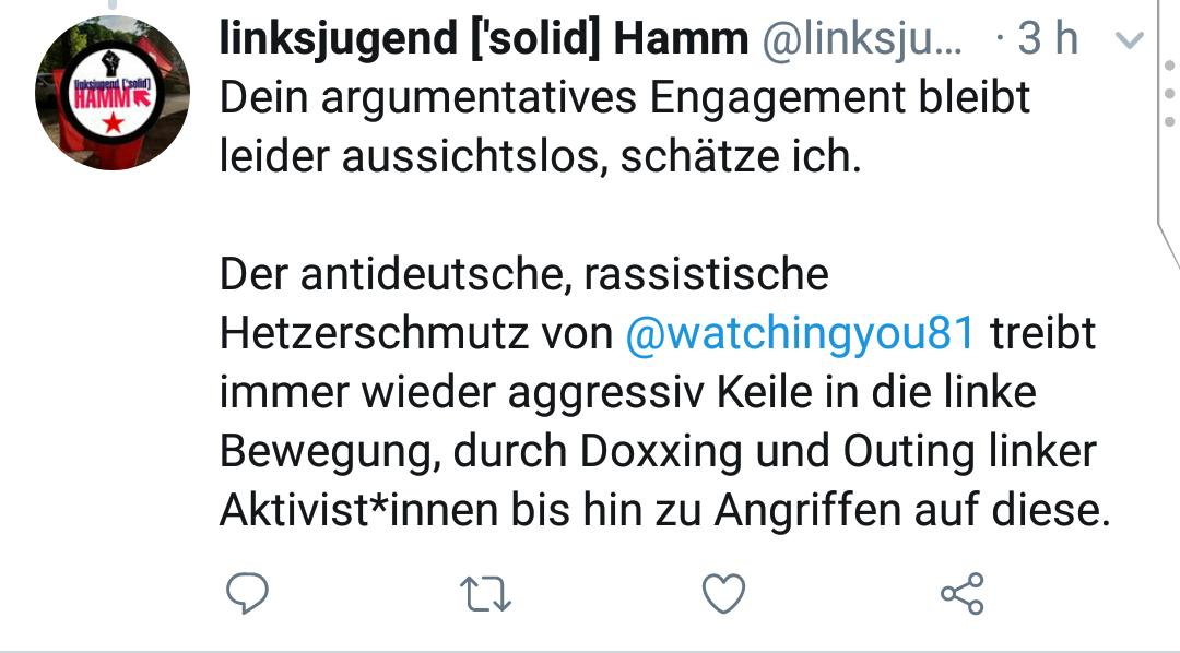 linksjugend hashtag on Twitter