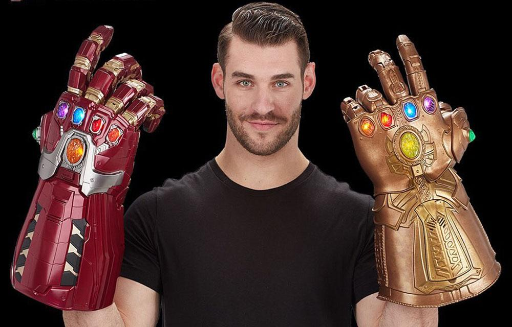 infinity gauntlet made check - 1000×640