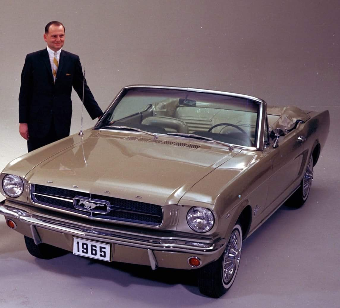 Lee Iacocca Mustang >> Mustang Owners Club On Twitter Sad To Learn That Lee