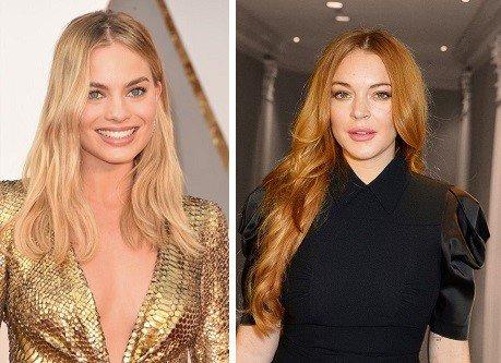 HAPPY BIRTHDAY Margot Robbie  and  Lindsay Lohan