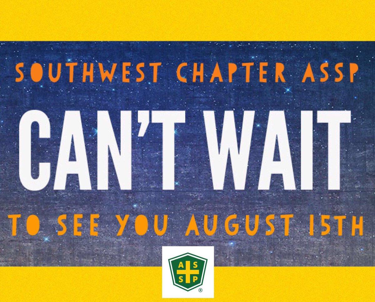ASSP - SouthWest Chapter (@ASSPSWChapter) | Twitter