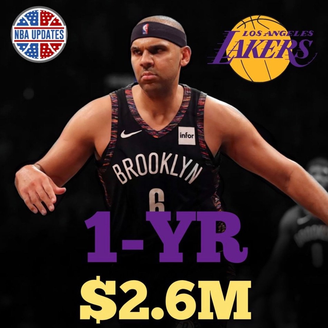 My bro @JaredDudley619 keep getting them 💰💰💰! Great pick up by the Lakers, congrats bro! https://t.co/AF5BQiCTfD