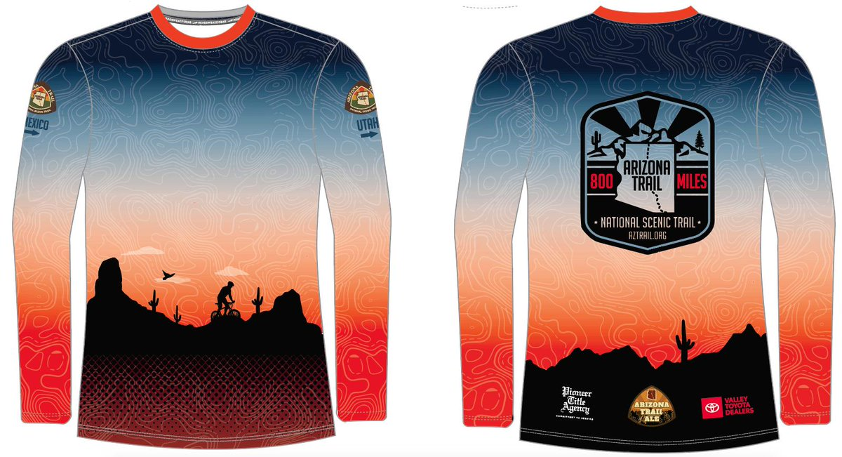 We have LOTS of new gear on the #ArizonaTrail store! Click the link and check the stuff out: aztrail.org/store/