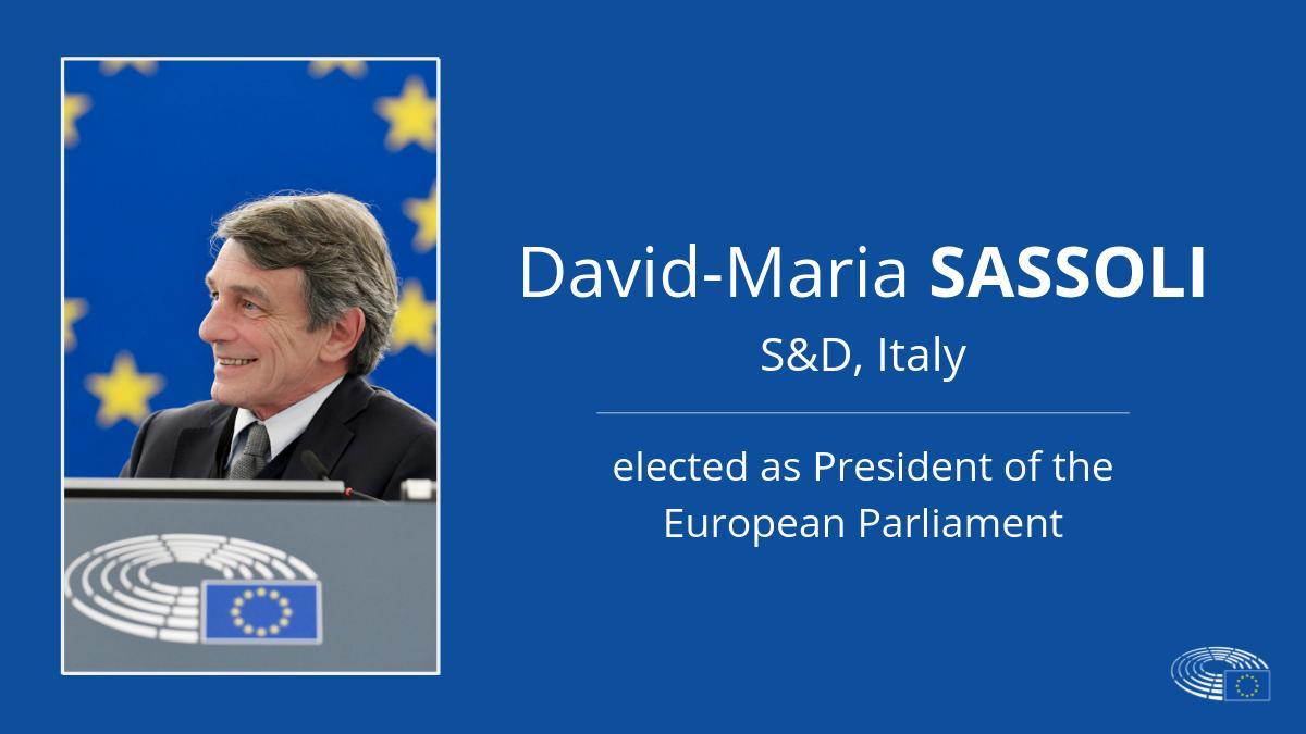 @europainitalia's photo on Tajani