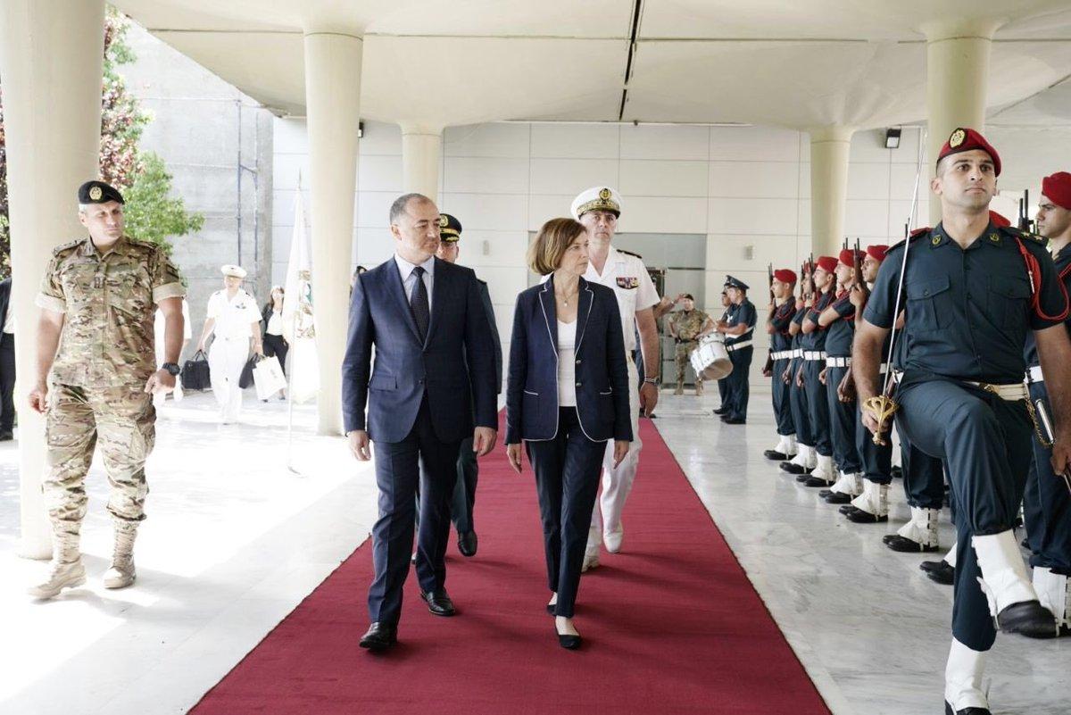باريس وبيروت تتفقان على تحريك قرض فرنسي بقيمة 400 مليون يورو لدعم الجيش اللبناني D-i2fRgWwAAoZre