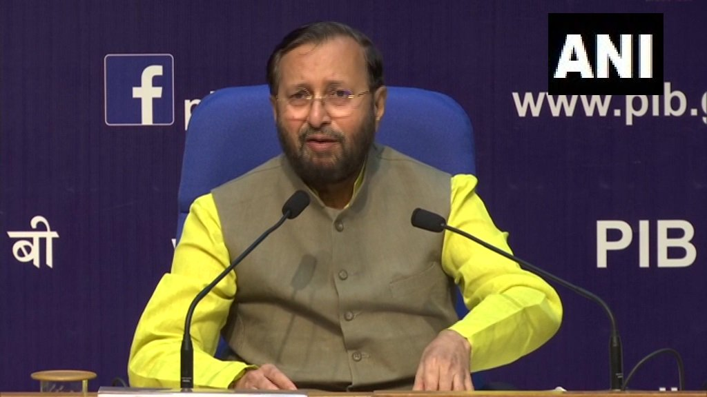 Union Minister Prakash Javadekar: Cabinet has also approved three Bills but that I can not reveal to you, the details as Parliament session is on, we will reveal them in Parliament then you will also get it, about arbitration, wage code and surrogacy.