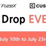 Image for the Tweet beginning: Airdrop Event Announcement  #airdrop #cryptocurreny #fuzex