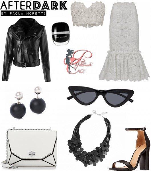 a355977ec Outfit of the Day by Paola Moretti #outfitoftheday #dakotajohnson  #raisaandvanessa #charlotterusse #zaful #henribendel #ottaviani #dior  #marcjacobs #lespecs ...