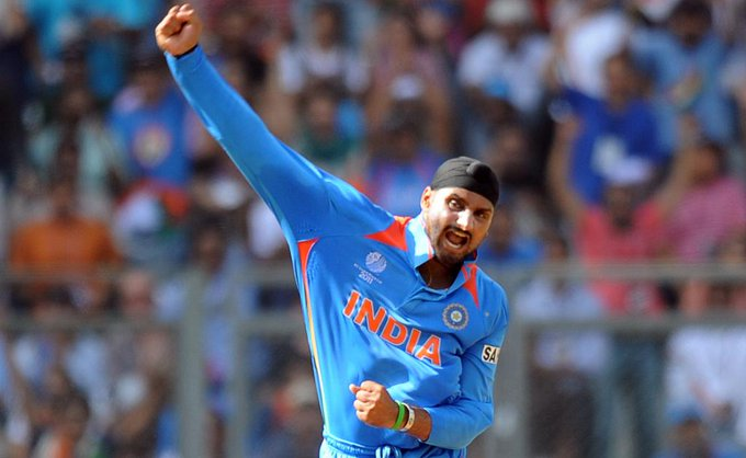 A World Cup winner in 2011, happy birthday Harbhajan Singh!